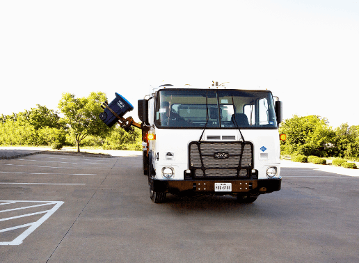 Knight Waster Service Residential Garbage Collection