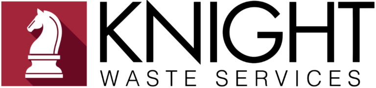 Knights Waste Services Logo